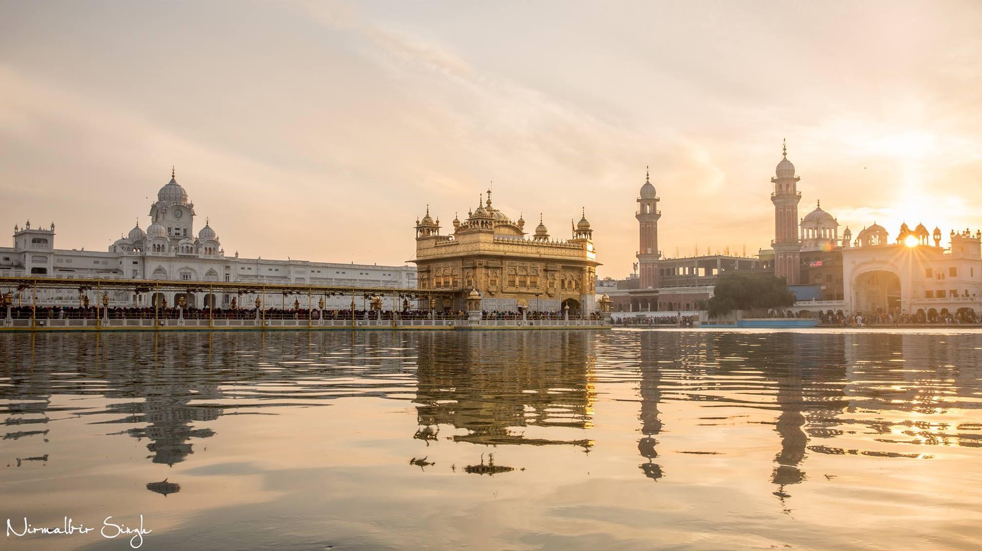 Der Goldene Tempel – Harmandir Sahib