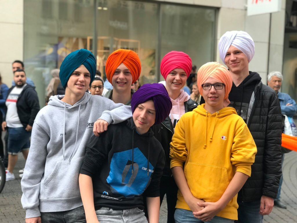 TURBANTASTISCH IN FRANKFURT